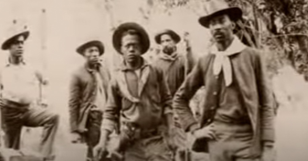 Long live the memory of the Buffalo Soldiers.