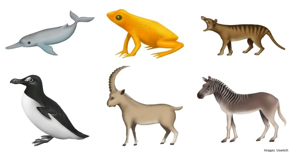 'Extinction Emojis' Remember Animals We Lost For Good After Humans Intervened