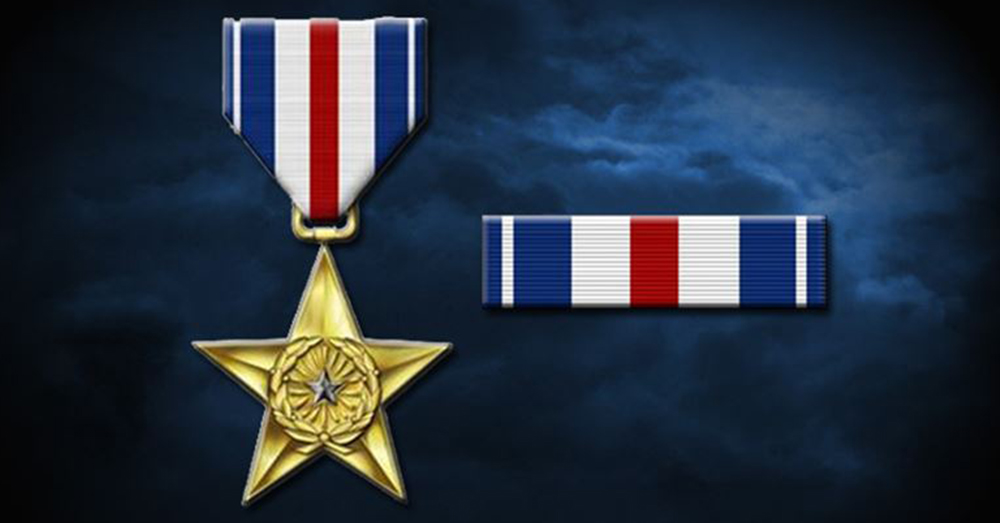Richard Meleski lied about being awarded a Silver Star.