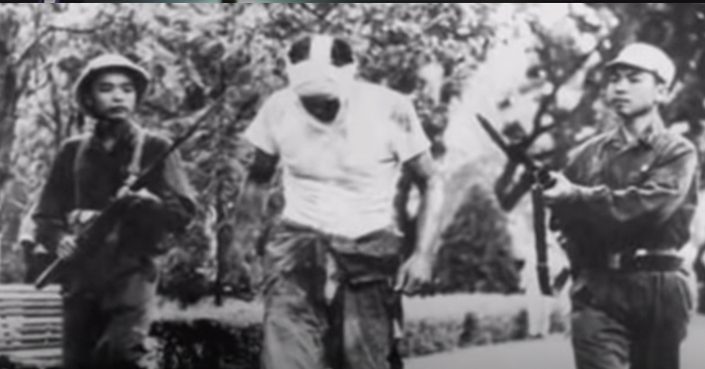 U.S. troops endured torture at the hands of the Vietnamese.