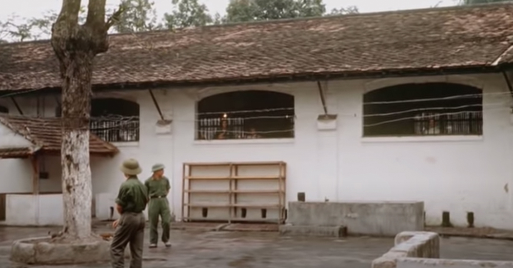 The Vietnamese prisoner of war camps were no luxury estate.