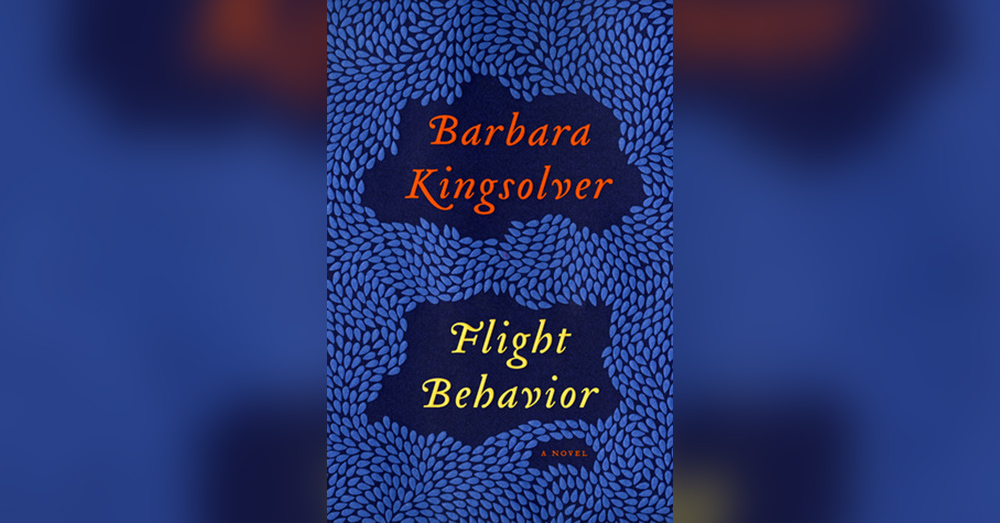 Flight Behavior by Barbara Kingsolver.