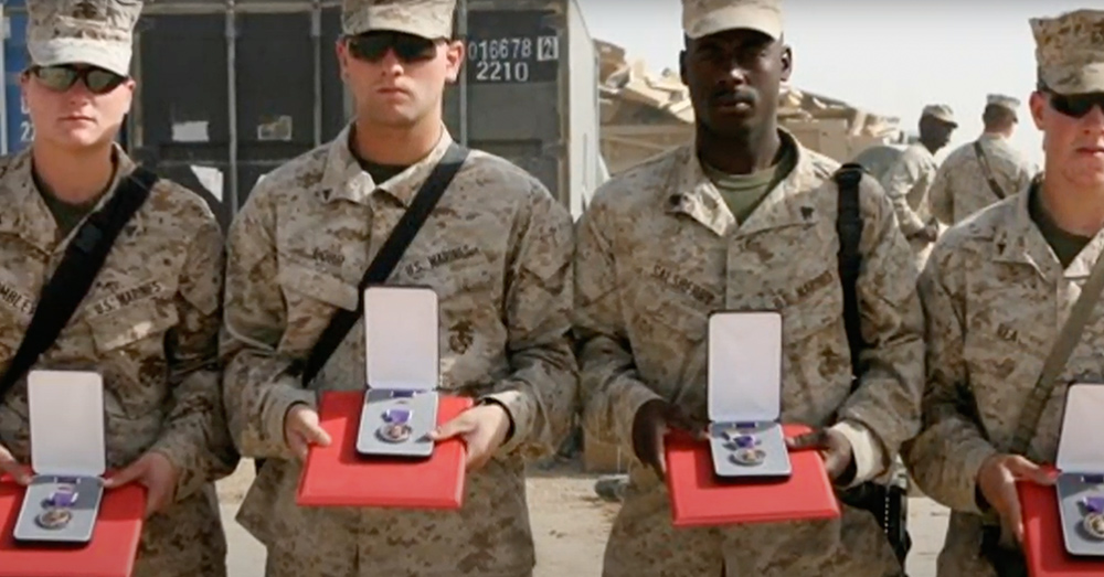 Purple Heart Day is an unofficial observance every Aug. 7.