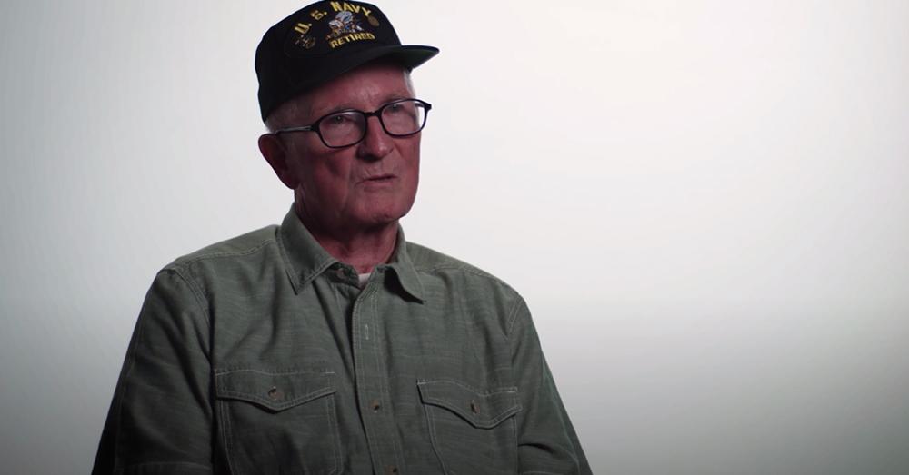 Seabees Utilitiesman Master Chief, Alexander Synowiez (ret.)