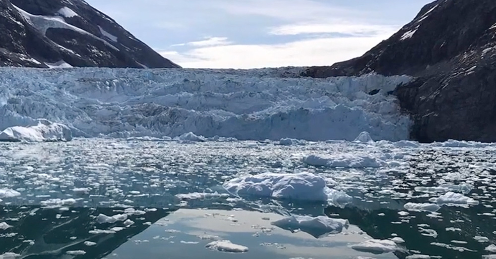 How long does the Arctic ice have left?