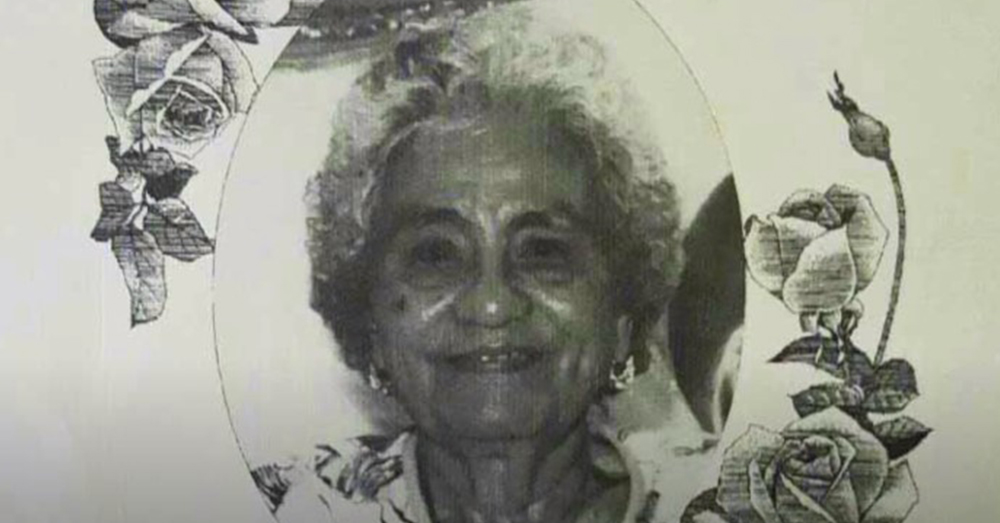 Sgt. Maj. Santiago's grandmother was saved by Marines when they liberated Guam in 1945.