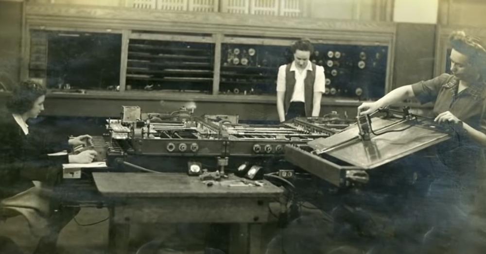 In the WAVES, women code breakers helped win World War II.