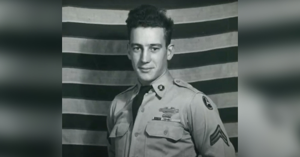 Cpl. Jerry Kirt Crump served in the Korean War.