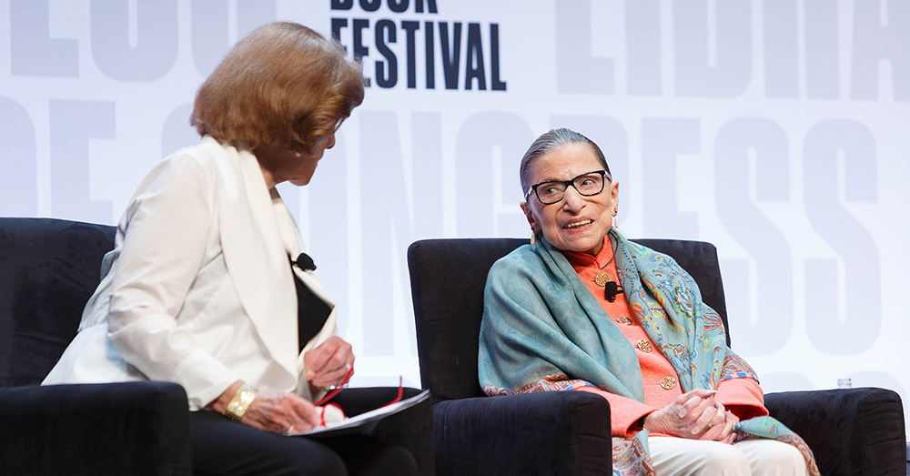 Ginsburg leaves behind a long legacy of defending environmental protections.