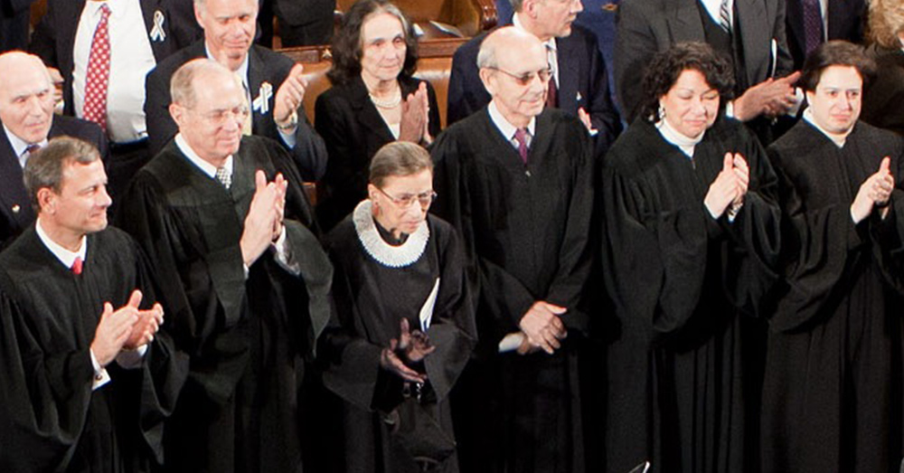 Ginsburg died due to complications from metastatic pancreas cancer on Friday, Sept. 18, 2020