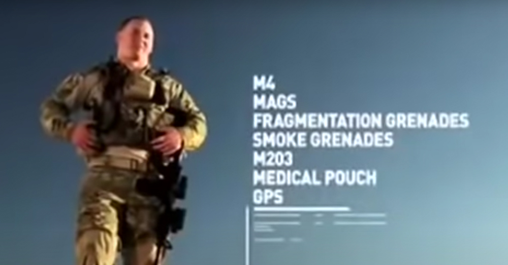 Air Force Combat Controllers are prepared for anything.