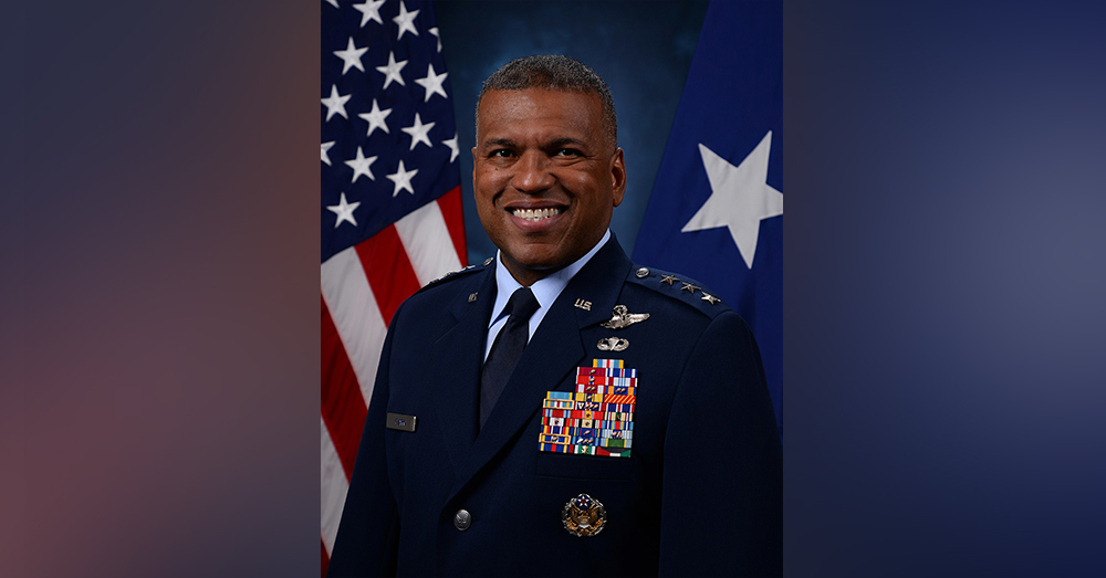 Lt. Gen. Clark is a bomber pilot and graduated from the academy in 1986.