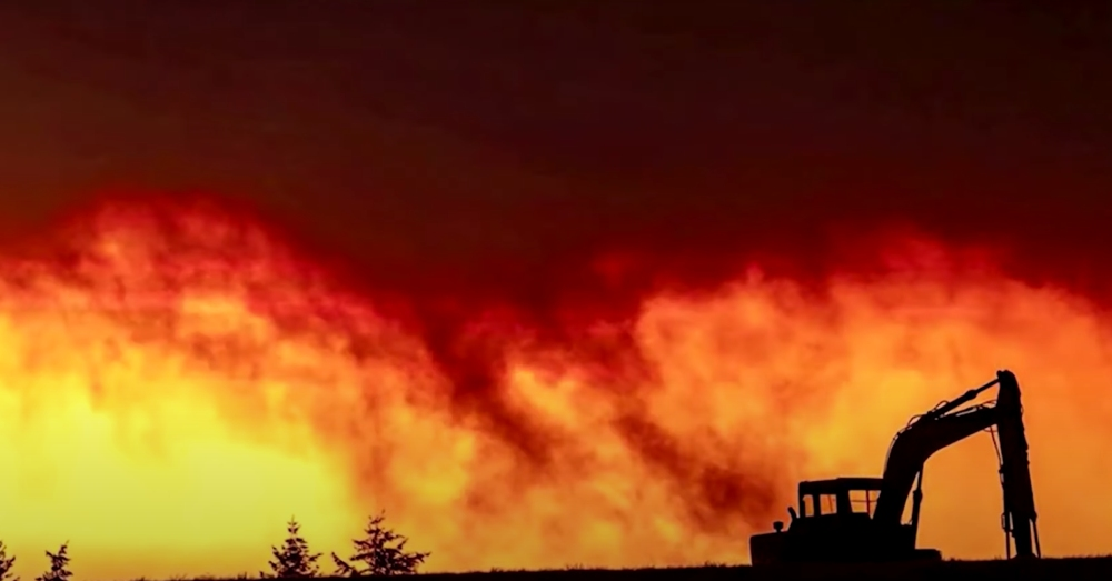 So far, at least 10 have died in the fires.