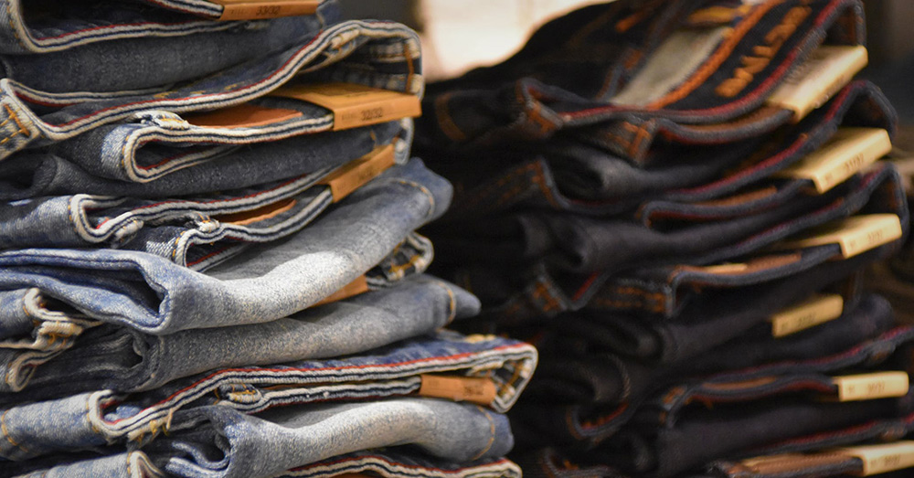 Microfibers from denim have been found as far away as the Arctic Ocean.