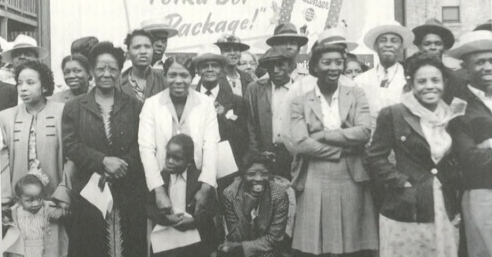 Black Americans in the 1940s were denied many opportunities that whites took for granted.