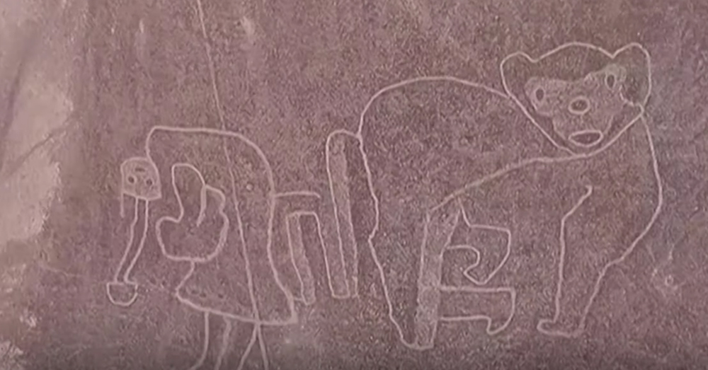 The Nazca Lines were actually created by a culture that predates the Nazca culture.