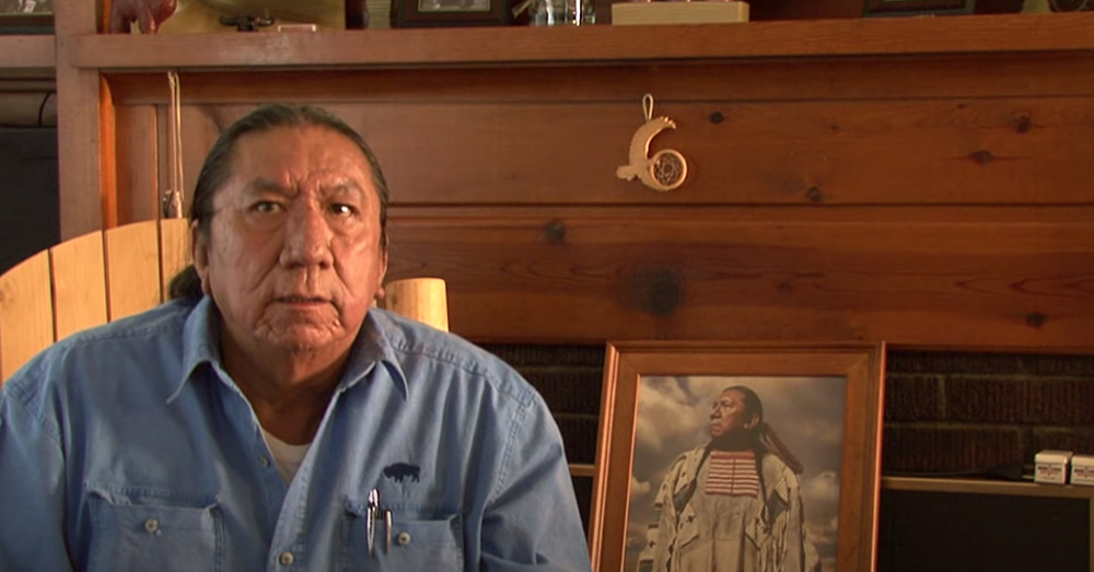 Ernie LaPointe is the great-grandson of Sitting Bull.