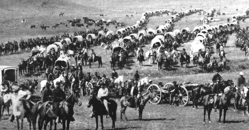 Custer's men were surrounded and decimated by Native American warriors in the battle.