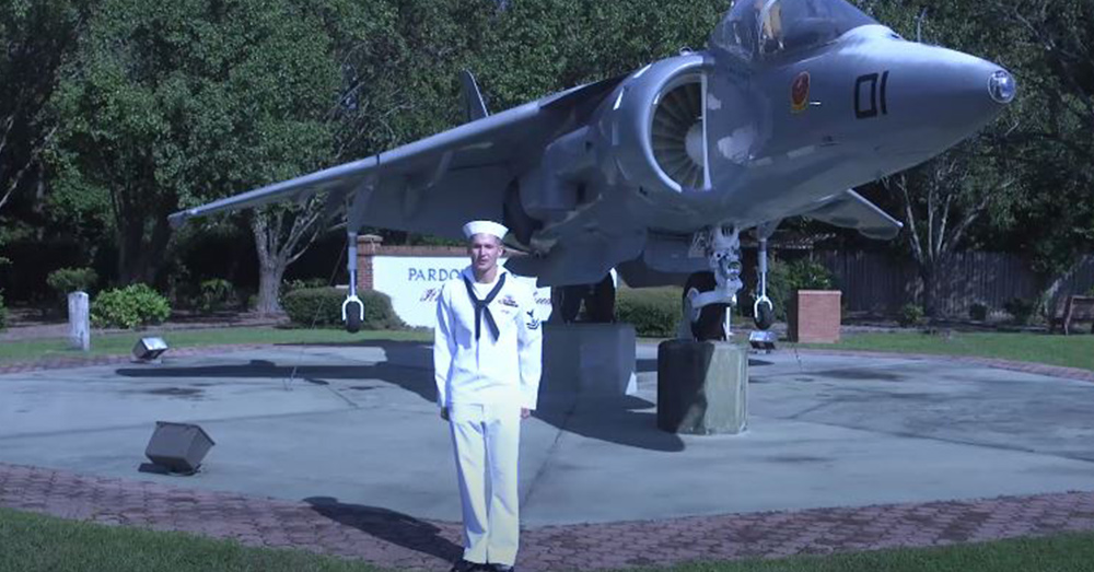 The U.S. Navy is celebrating 245 years of tradition and service to the country.