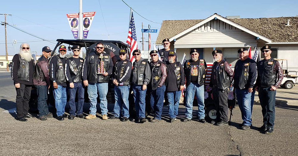 The Veterans Day Parade in Porterville, CA, has attracted many participants in past years.