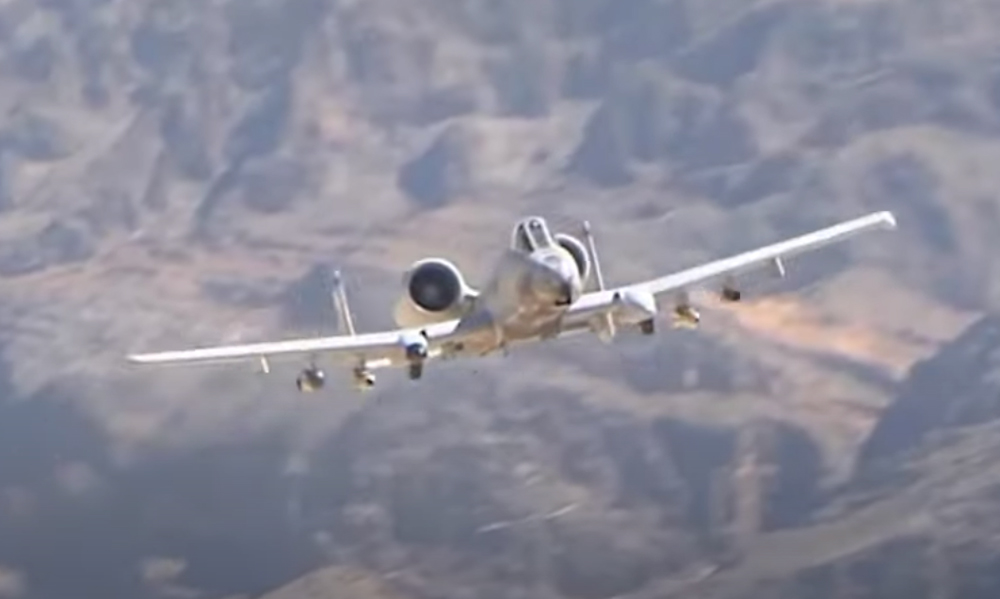 Hill AFB has been awarded a $187.5 million contract to maintain the Warthog well into the 2030s.