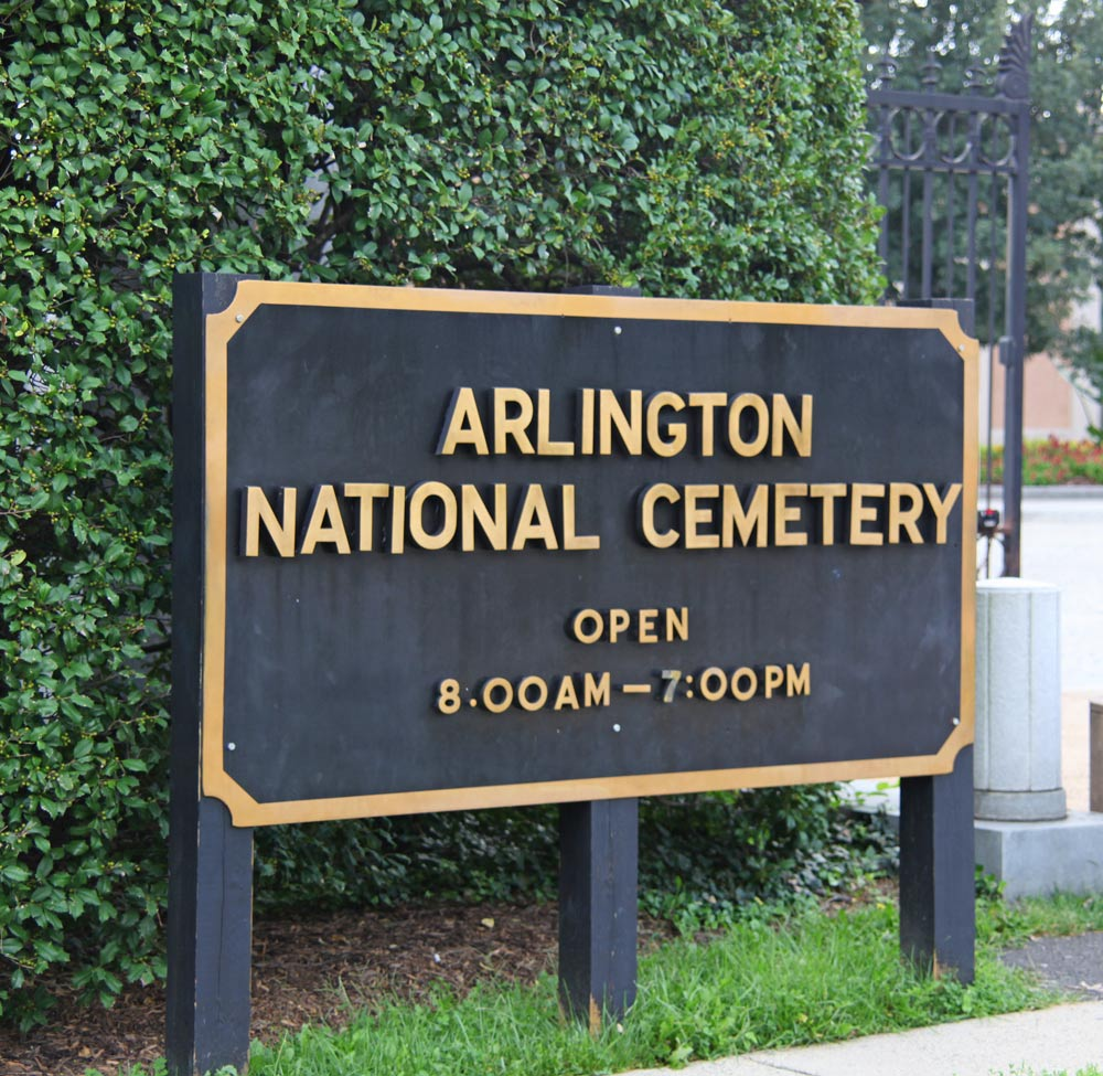 The expansion will maintain the Arlington National Cemetery as an active burial ground for another 150 years.