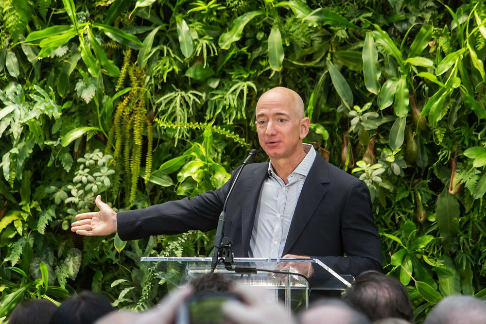Bezos has announced the first recipients of his funding, which will split $791 million.