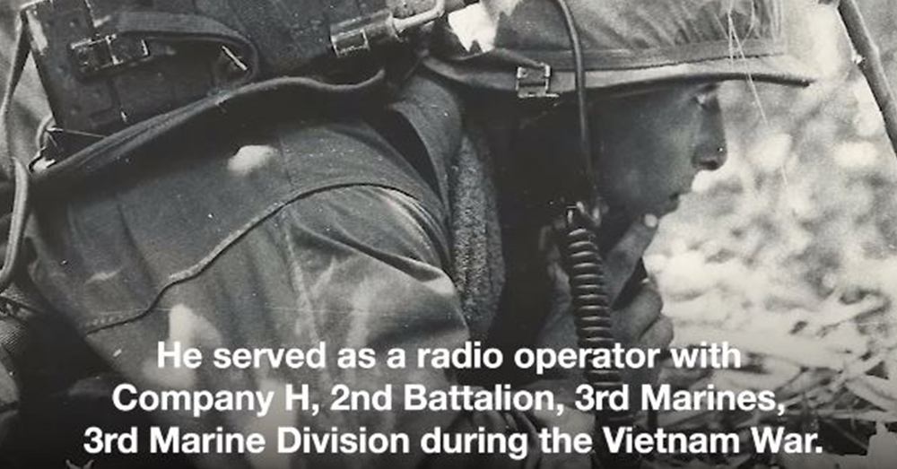 Pfc. Carter received the Medal of Honor on August 7, 1969.