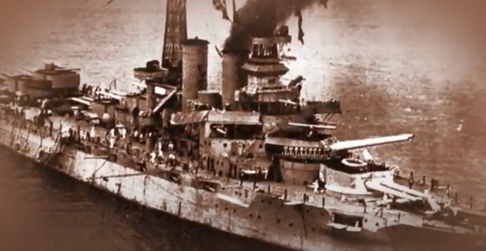 Turpin was serving on the USS Bennington when it, too, was rocked by an explosion.