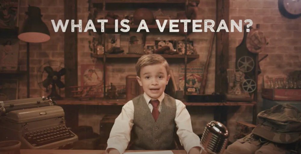 Broadcast Cal explains clearly and simply what Veterans Day is, and why we honor it.