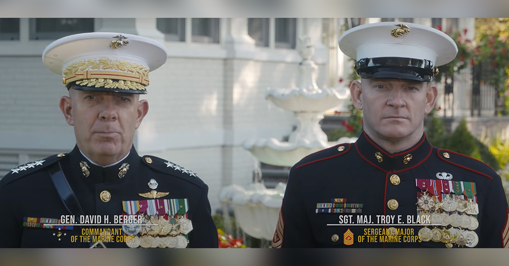 The Marines Corps Commandant wishes the Corps a happy 245th birthday.