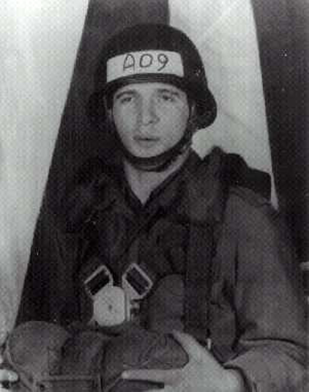 Pfc. Carlos Lozada was born in Puerto Rico and became a Army M-60 machine gunner.
