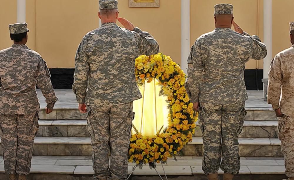 This Veterans Day, thank a veteran.