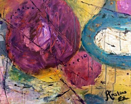 autistic artist art exhibit