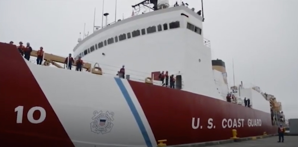 The Reauthorization Act will help the Coast Guard build more of these ships.