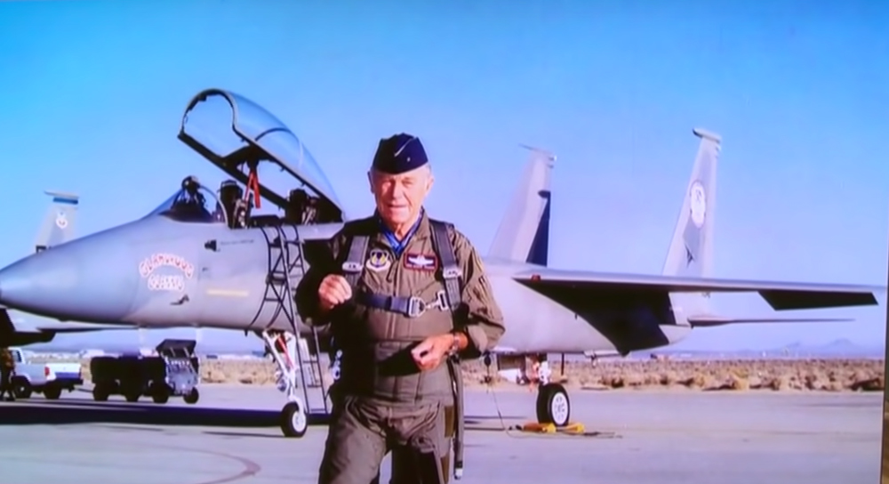 Chuck Yeager was the first pilot to break the sound barrier.