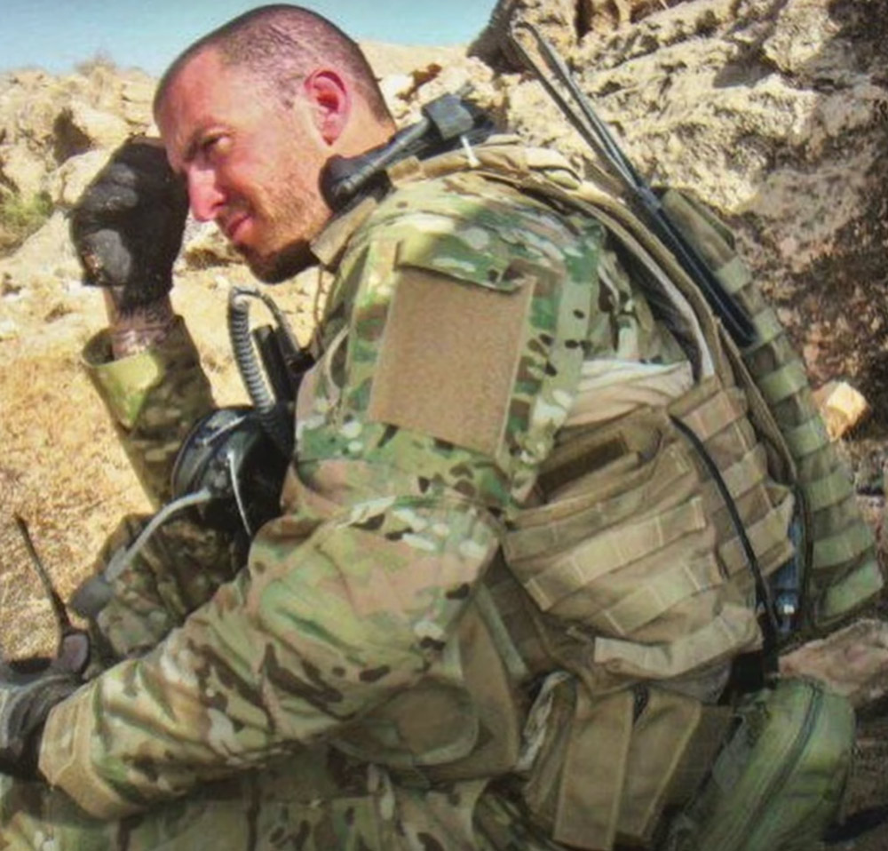 After Defusing Explosives Left Him Shaken, Navy Veteran Finds A Comforting Friend In Rescue Dog