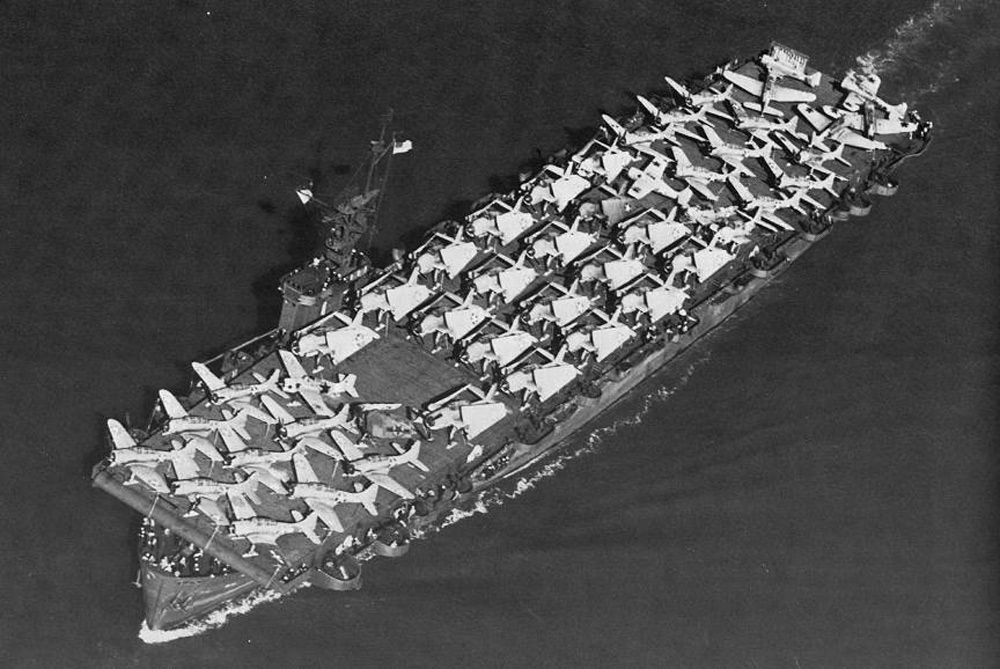 Miller was serving on the USS Liscome Bay when it was sunk by Japanese torpedoes.