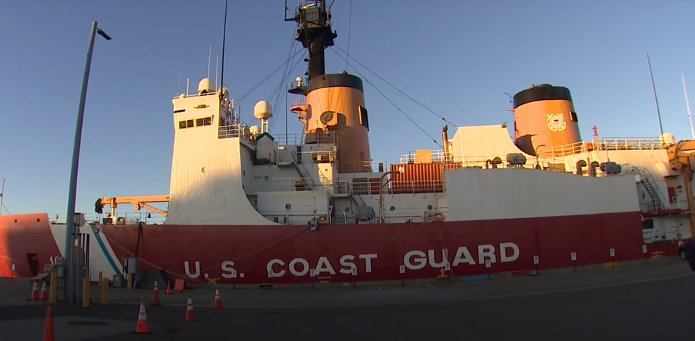 Coast Guard sailors will accompany the Polar Star into the Arctic Ocean.