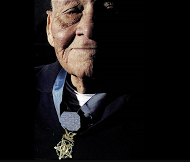 Mendoza was awarded the Medal of Honor for his actions.