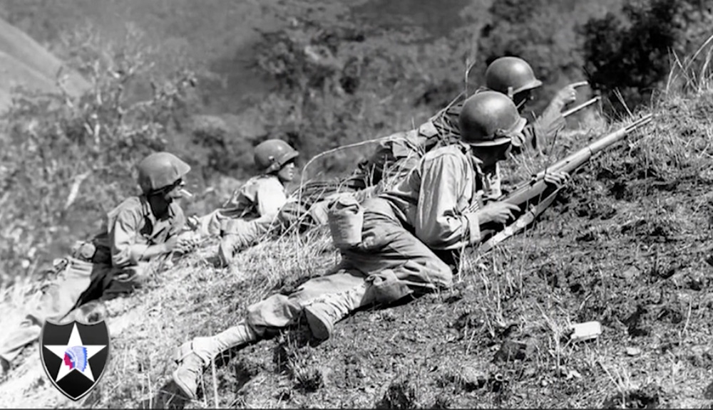 Mendoza was a machine gunner with the K Co. 23 Infantry Regiment.