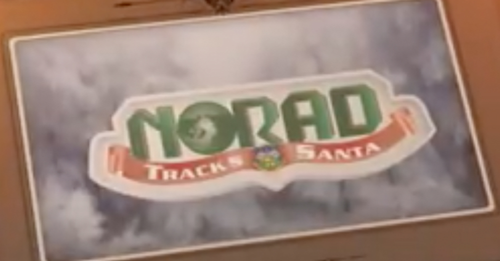 Thanks to NORAD for keeping this tradition alive for 65 years!