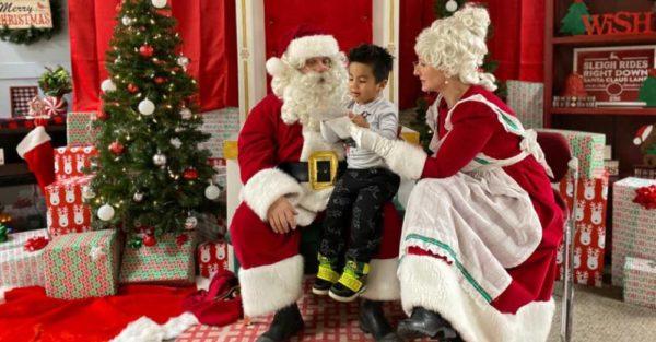 Silent Santa