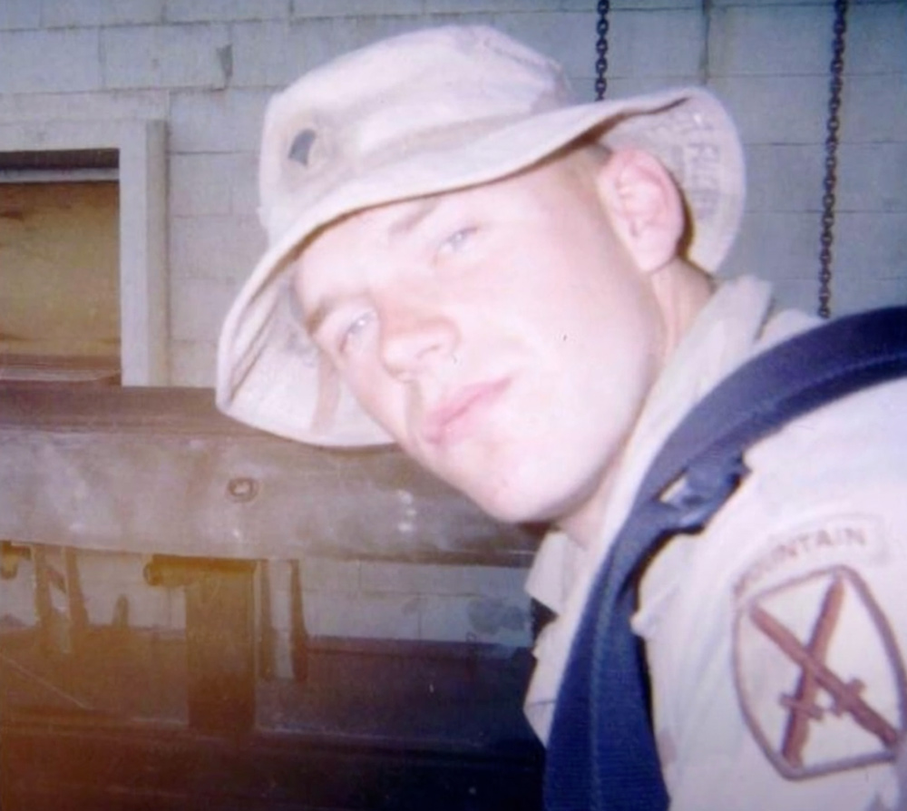 McKenzie served as a U.S. Army infantry SCOUT sniper.