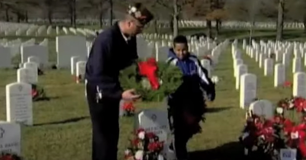 Wreaths Across America Day has been observed for more than a decade.