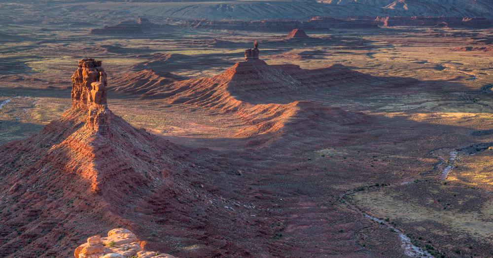 Valley of the Gods was cut out of the Bears Ears monument boundaries in 2017.