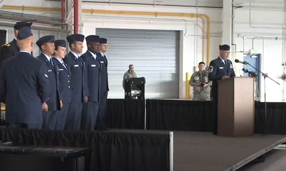 ‎Eleven Airmen received the Distinguished Flying Cross for their actions at Baghak Valley.
