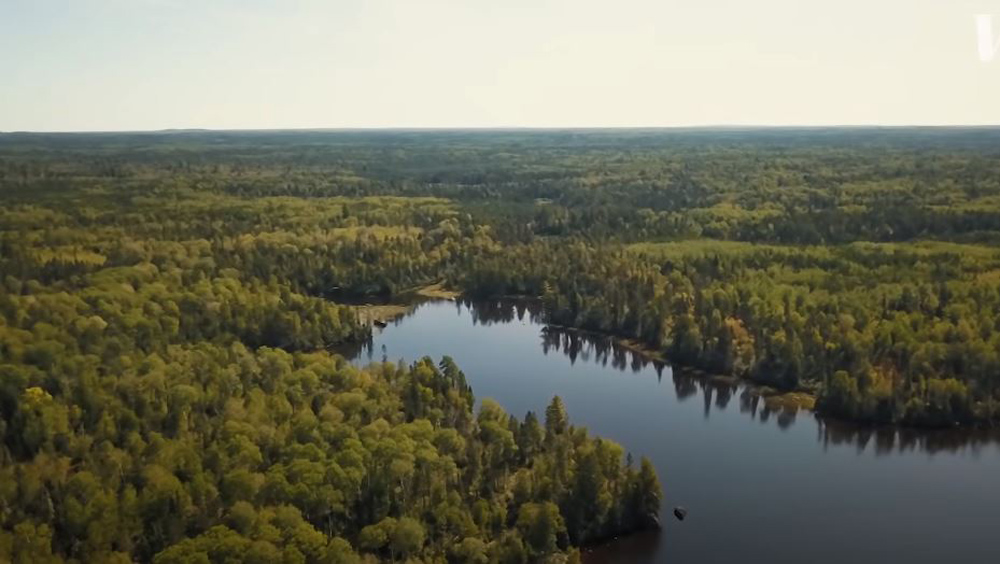 This 1.1 million acre region comprises over 1,000 lakes and 1,200 miles of rivers and streams.