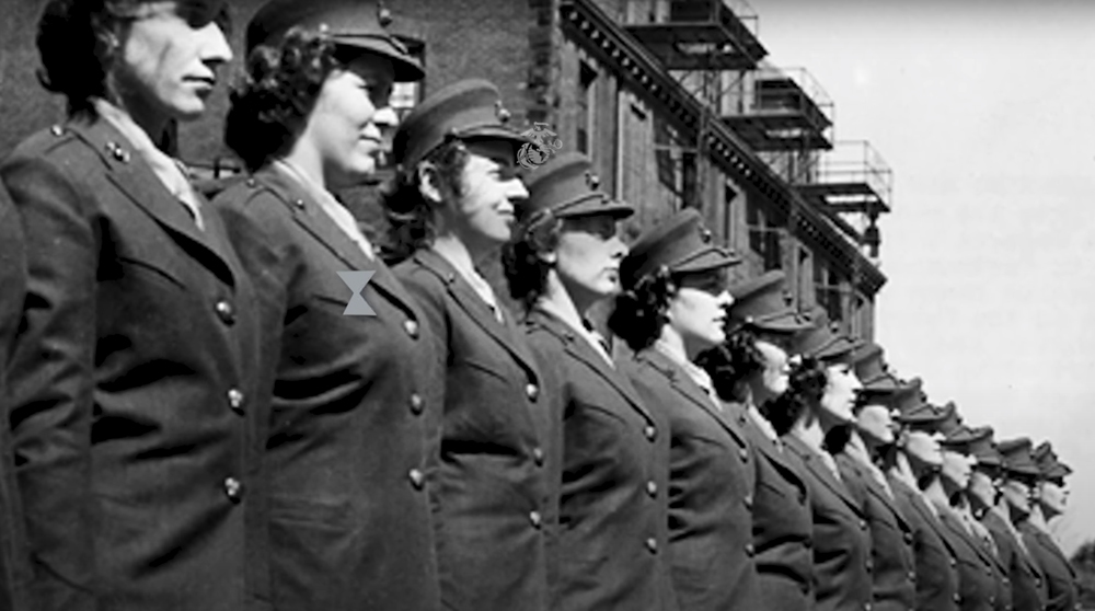 Women have been serving in the U.S. Marine Corps for over a century.