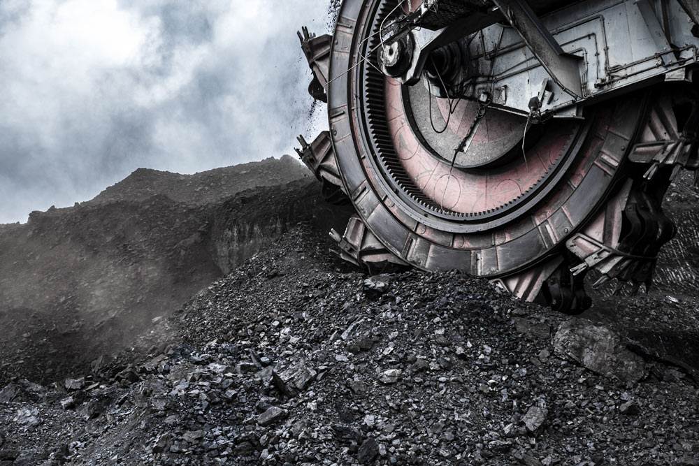 About 40% of coal burned in the U.S. comes from federal leases.